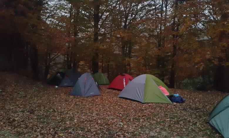 Kütahya Ücretsiz Kamp Alanları