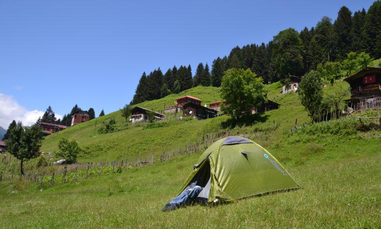 Rize Ücretsiz Kamp Alanları