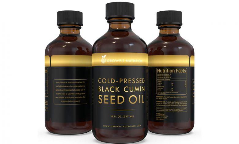 Siyah Kimyon Tohumu Yağı