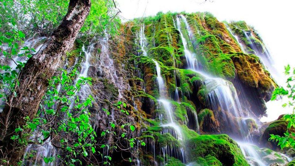 Güney Şelalesi, Pamukkale