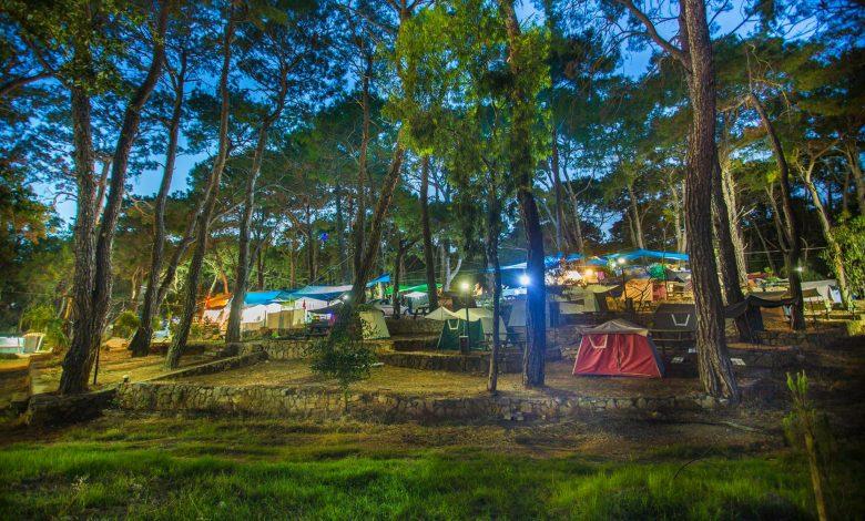 Alanya Ücretsiz Kamp Alanları
