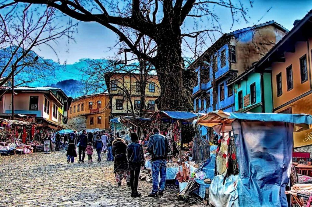 Cumalıkızık Köyü, Bursa