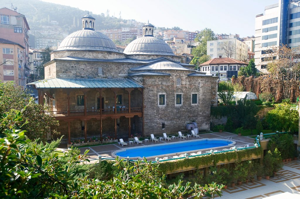 Kervansaray Termal, Bursa