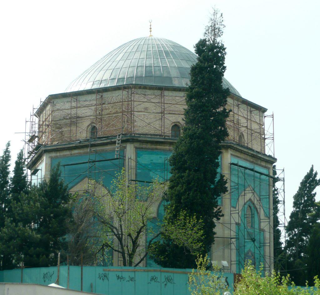 Bursa Yeşil Cami ve Türbe