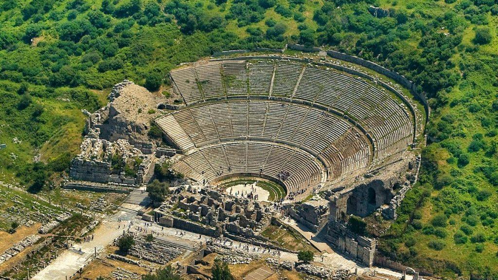 Efes Antik Tiyatrosu
