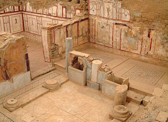 Yamaç Evler, Efes