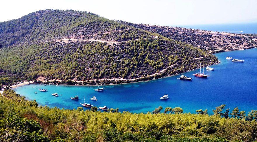 Bodrum Plajı, İzmir