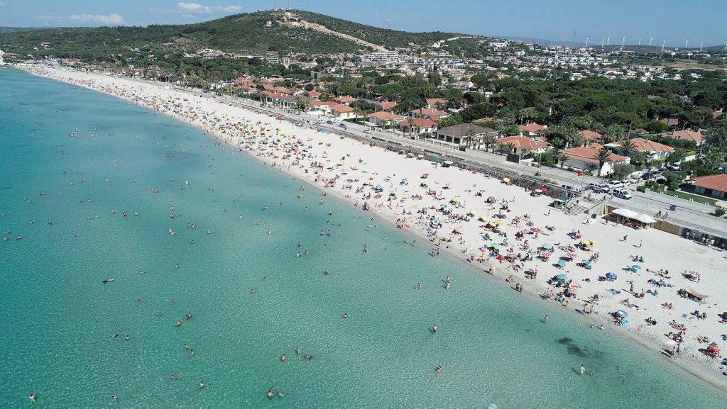 Ilıca Plajı, İzmir