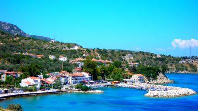 İzmir'in plaj ve Koyları