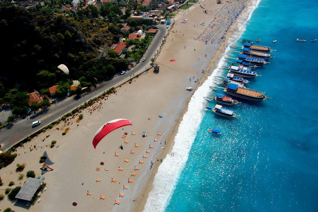 Ovacık Plajı, İzmir