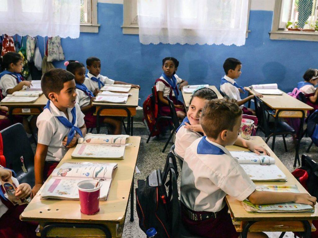 Küba eğitim sistemi