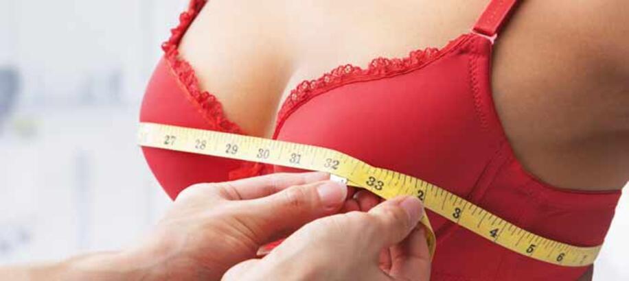 Göğüs ölçüsü nasıl alınır