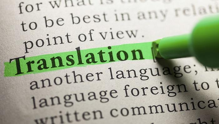Çeviri işi yapmak