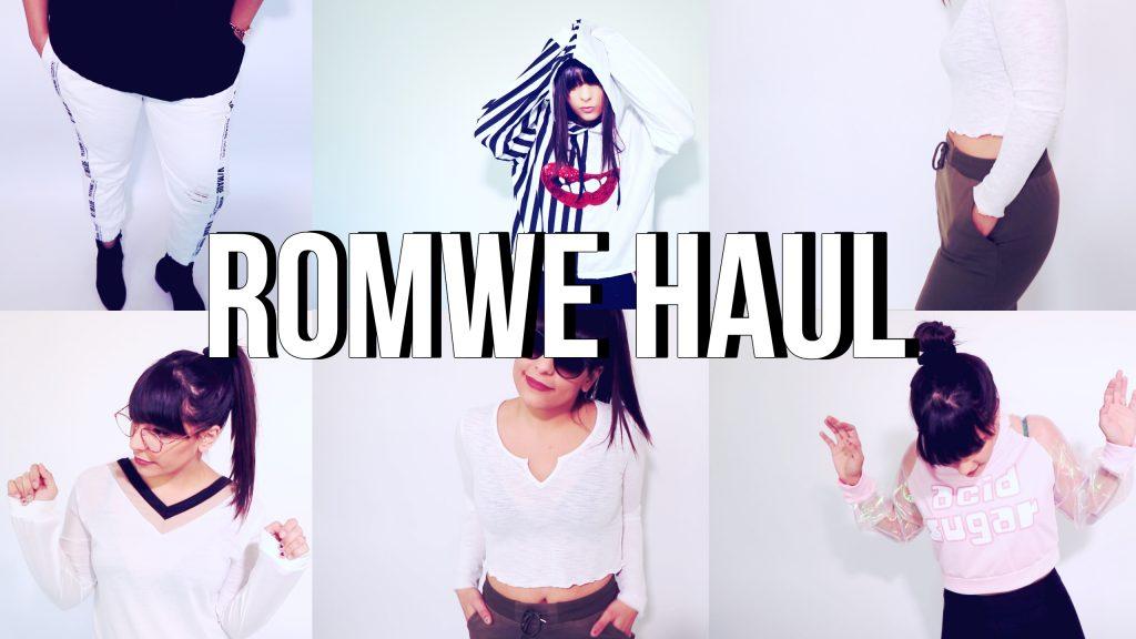 Romwe Haul
