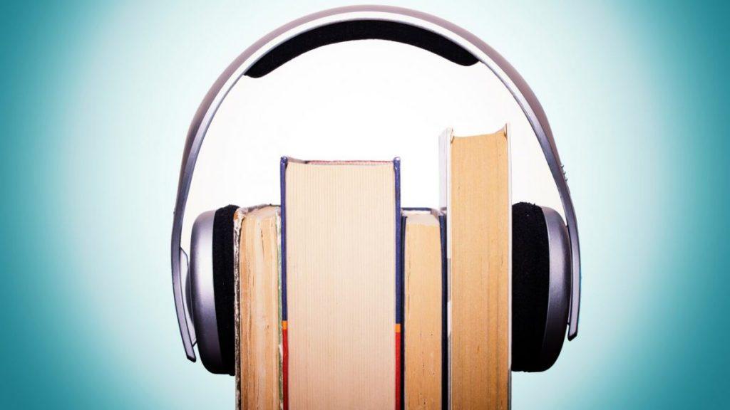 Kitap seslendirme işi