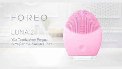 Foreo Luna Yüz Temizleme Cihazı