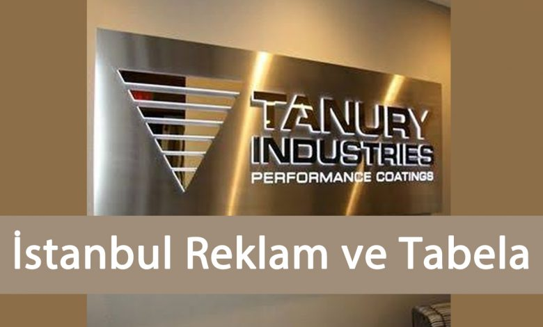 İstanbul Reklam ve Tabela Hizmeti