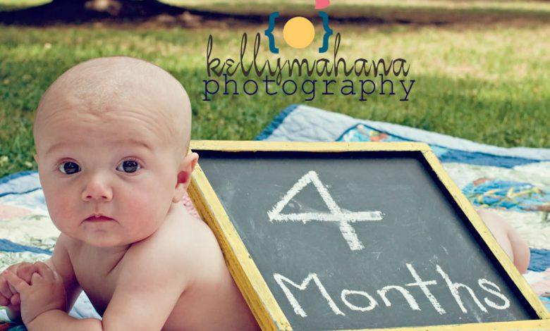 4 aylık bebek boyu ve kilosu