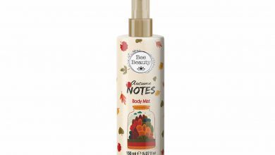 Bee Beauty Autumn Notes
