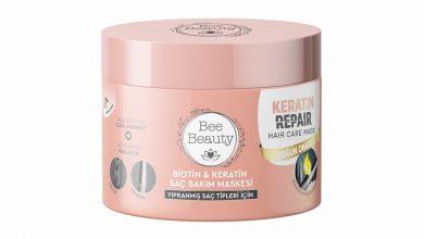 Bee Beauty Biotin ve Keratin Saç Bakım Maskesi