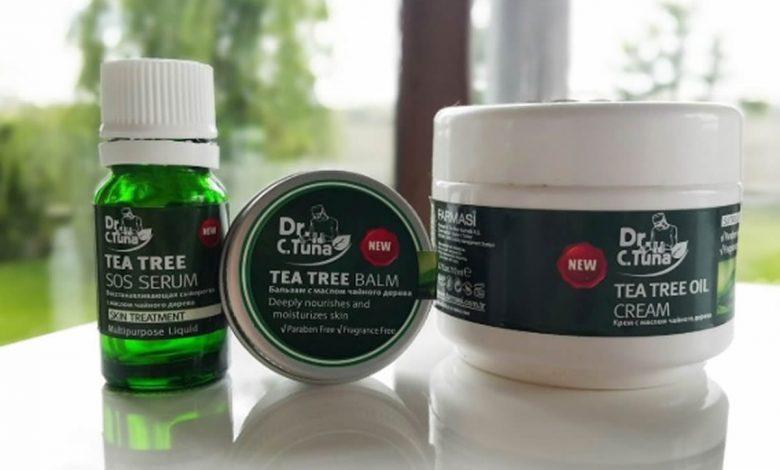 Çay Ağacı Yağı Kremi