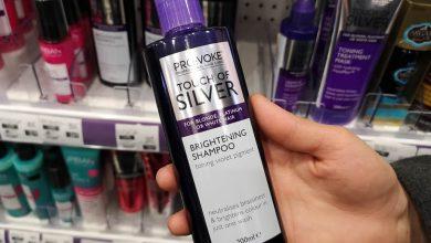 Provoke Touch Of Silver Renk Koruyucu Mor Şampuan