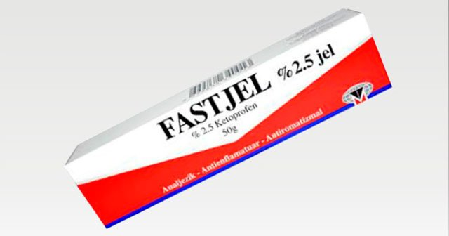 Fastjel Krem