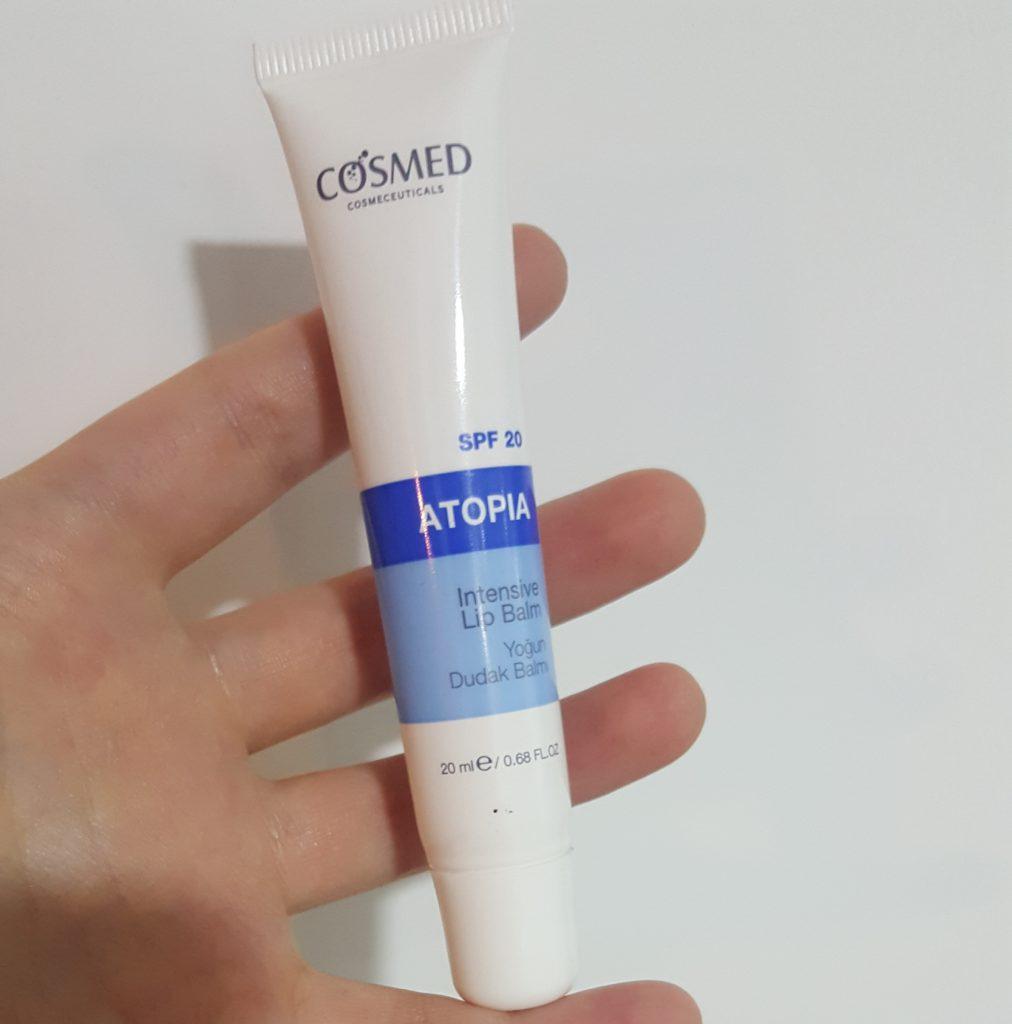 Cosmed Atopia Yoğun Dudak Balmı