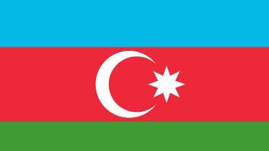 Azerbaycan Bayrağı Emoji