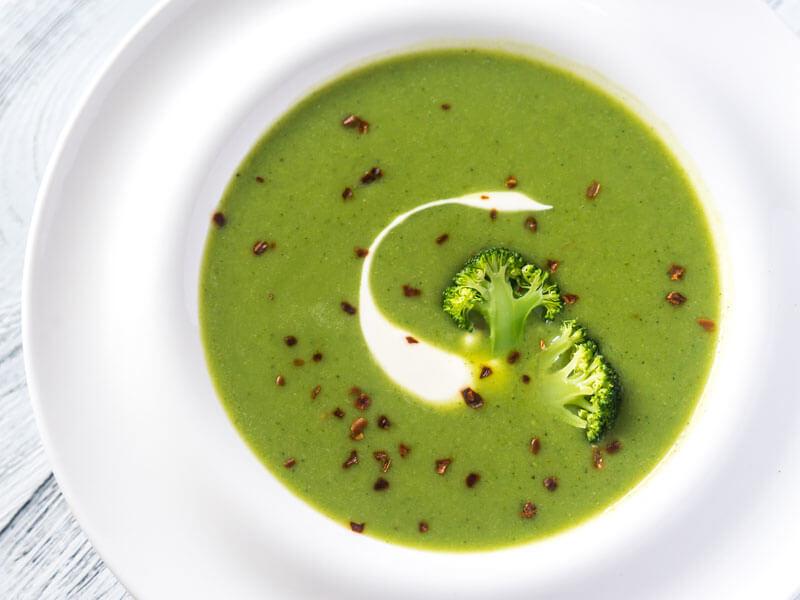 Brokoli Çorbası Yapmanın Püf Noktaları