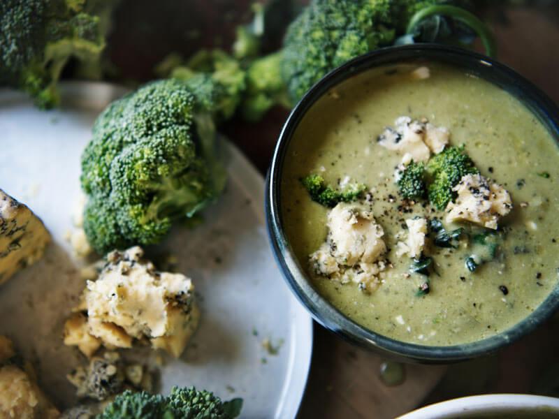 Brokoli Çorbasının Faydaları