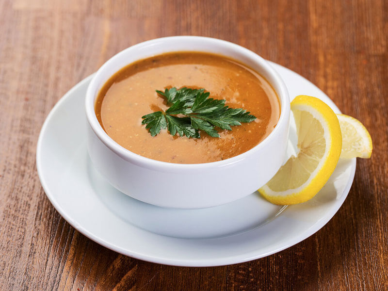 Ezogelin Çorbası İçin Gerekli Malzemeler