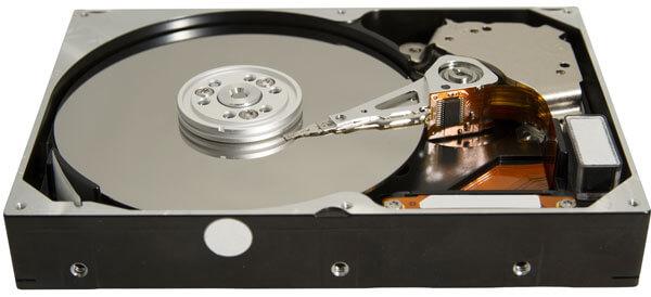 Hard Disk Üzerinden Bilgiler Silinir Mi?