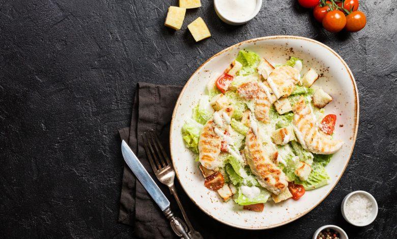 Tavuklu Salata Tarifleri