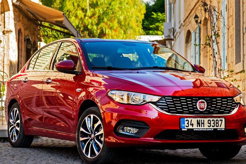 2021 Fiat Otomobil Fiyatları