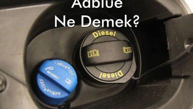 Adblue Ne Demek