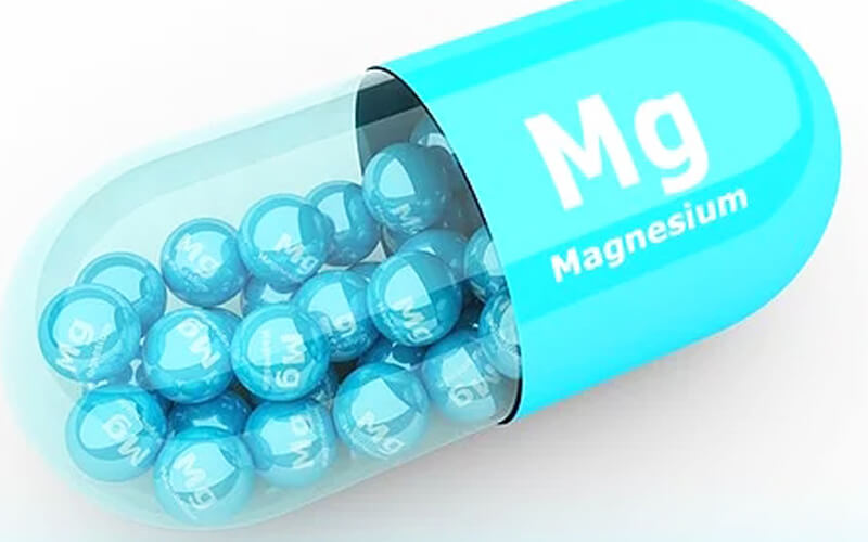 Magnezyum Takviyesi