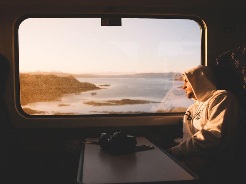 Tren Yolculukları