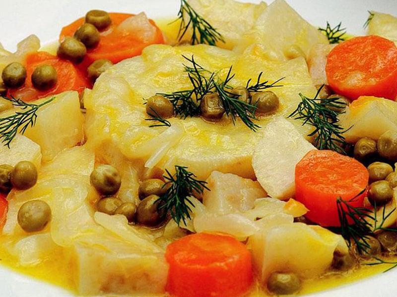 Portakallı Kereviz Tarifi İçin Malzemeler