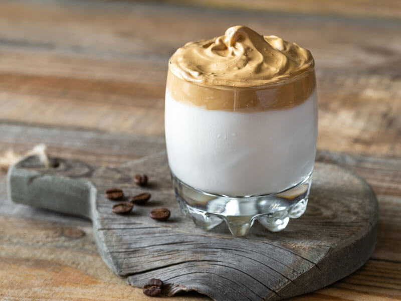 TikTok Kahvesi Tarifi Malzemeleri