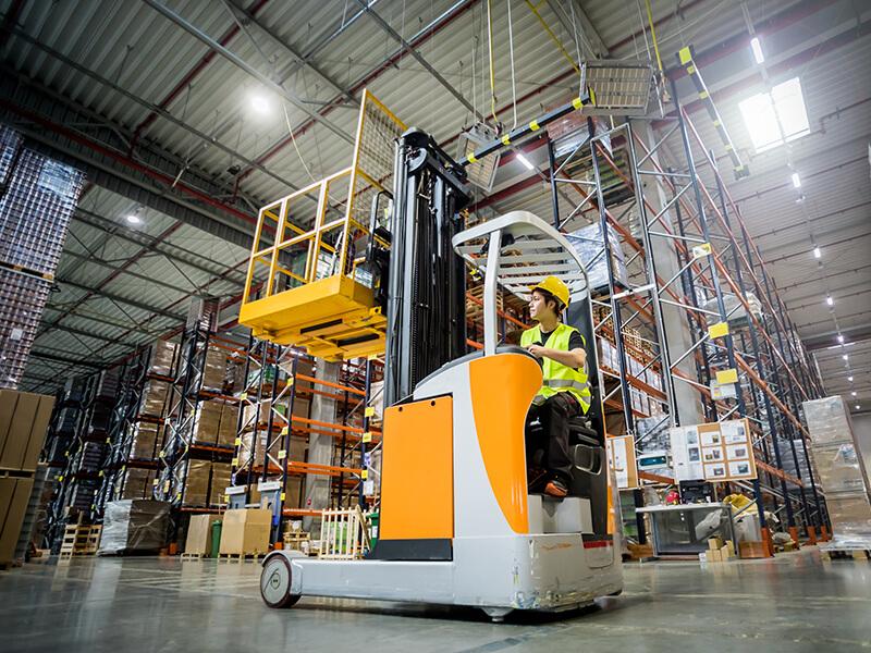 Forklift Operatörlüğü Kursları