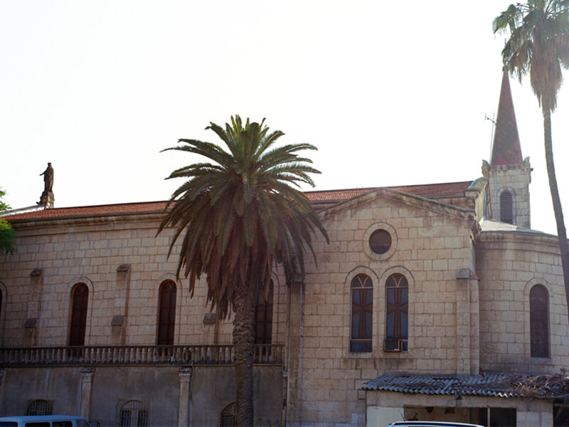 Bebekli Kilise ( Aziz Pavlus Kilisesi)