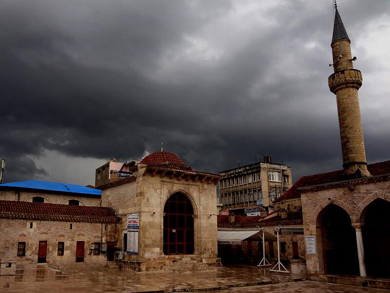 Adana Ulu Camii ( Ramazanoğulları Camii)