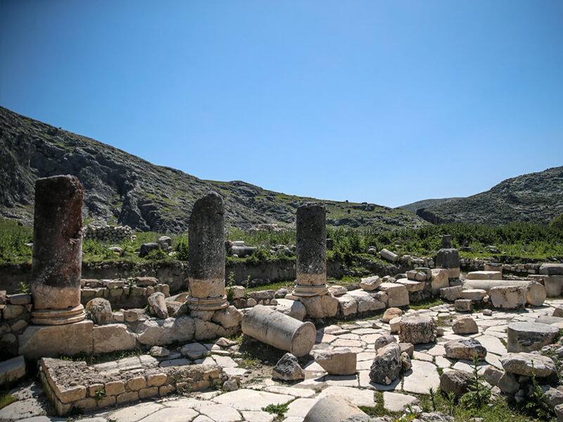 Anavarza Antik Kenti ve Anavarza Kalesi
