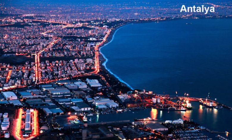 Antalya'da Hafta Sonu Gezilecek Yerler