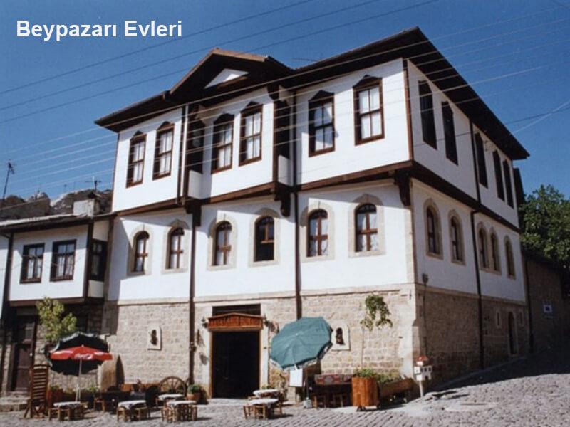 Beypazarı Evleri