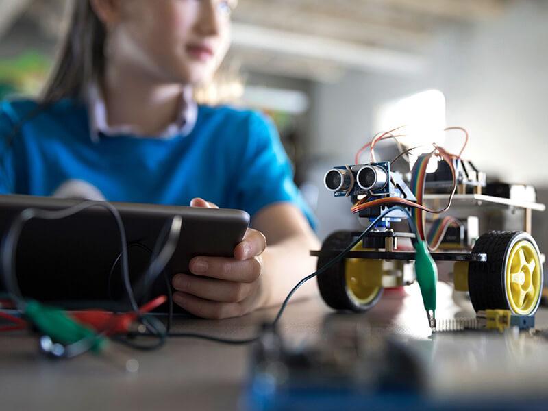 İSMEK Robotik Kodlama Kursu
