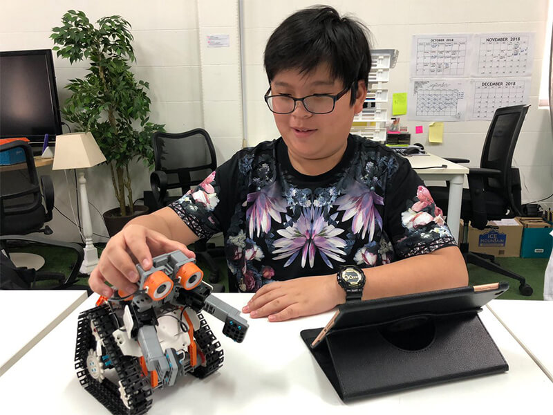 Profesyonel Robotik  Kodlama Kursu