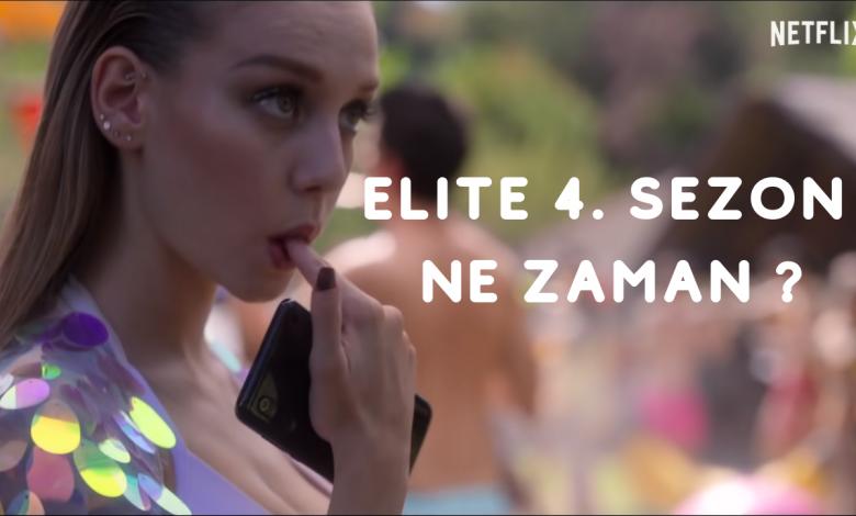 Elite 4. Sezon Ne Zaman ?