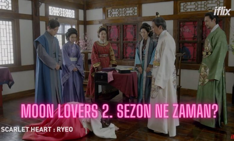 Moon Lovers 2